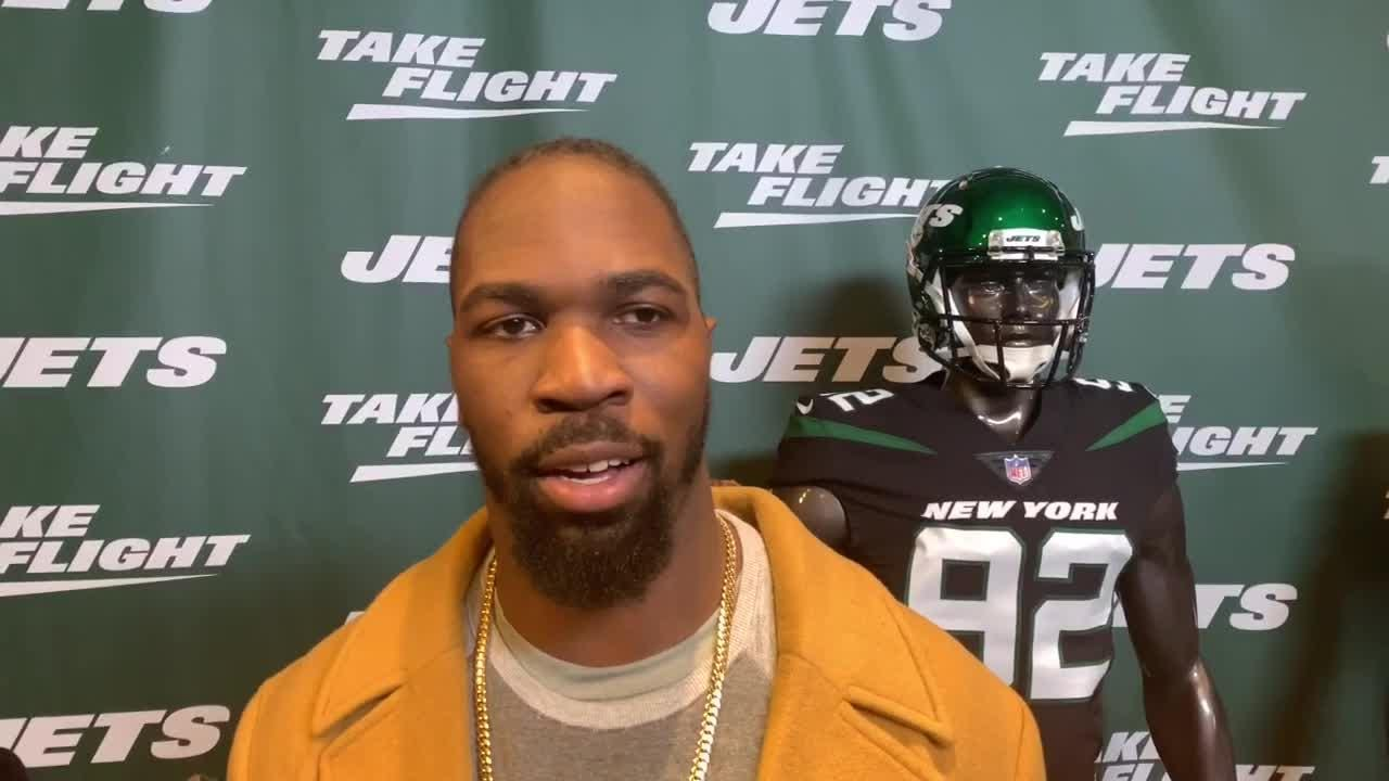 promo code 2156f f3364 Watch: New LB C.J. Mosley explains why he signed with the Jets