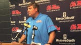 Ole Miss football coach Matt Luke talked about what he saw from his players in the 2019 Grove Bowl on Saturday afternoon.