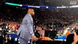 SportsPulse:  Auburn alum, Charles Barkley, was on hand for the Tigers' devastating loss to Virginia in the Final Four and we happened to be right next to Chuck while it all went down.