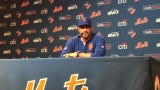 Manager Mickey Callaway explains what went wrong with Zack Wheeler in a loss to Washington.