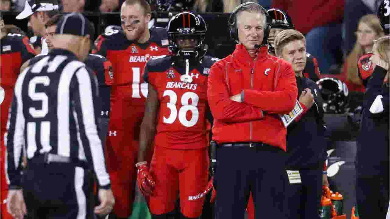 Former University of Cincinnati Bearcat football coach Tommy Tuberville in good position to be U.S. Senator