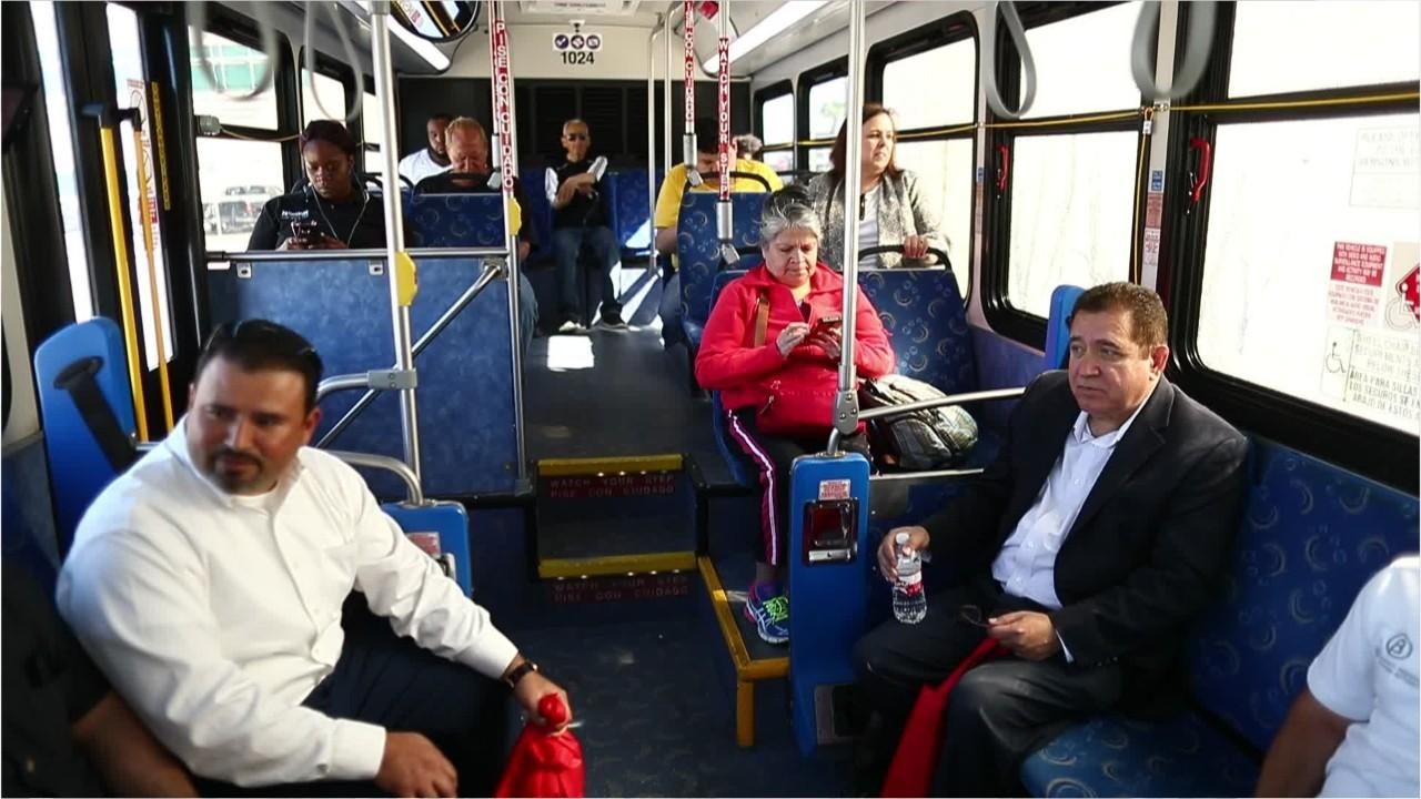 Corpus Christi RTA eyeing fare rate increases on buses