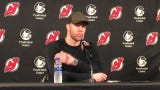 Taylor Hall talks to the media about the conclusion of the 2018-19 season and the knee injury that ended his year early.