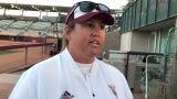 Coach Trish Ford: 'Don't lose faith' in ASU softball despite six-game losing streak