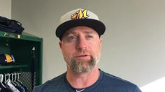 New Biscuits manager Morgan Ensberg