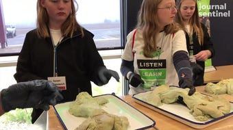 The Youth Leadership Derby give high school students a weekend of learning and leadership opportunities for those interested in a career in ag.