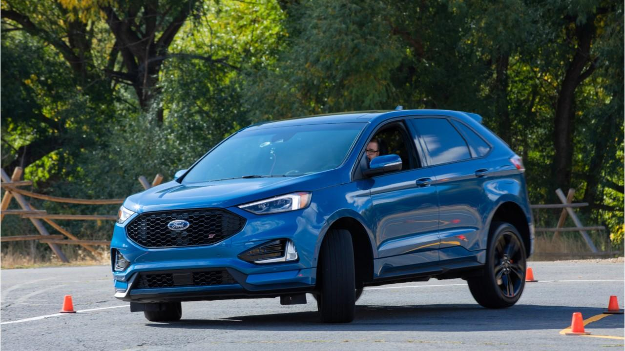 Video review: 2019 Ford Edge ST