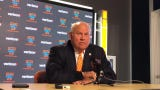 Tennessee athletic director Phillip Fulmer talks about the hiring of Kellie Harper.