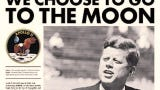 Trailer for Trench media's upcoming documentary looking back at the moon landing in 1969.