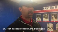 Lane Burroughs describes LA Tech's eight-game win streak