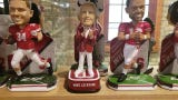 The 2019 limited-edition Mike Leckrone bobblehead was released in honor of his retirement.