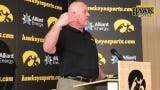 Iowa strength and conditioning coach talks about how time can better be spent among teenagers, including Hawkeye football players.