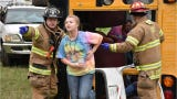 Dickson County mass casualty drill
