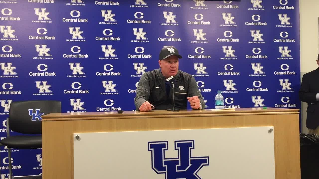 Breaking down the Kentucky defense's depth chart after spring practice
