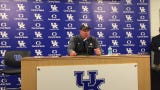Mark Stoops' post-scrimmage news conference following the 2019 Kentucky football spring game.