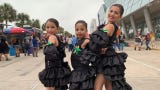 See the best moments from Fiesta de la Flor 2019: Day 1