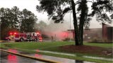 Fire reported at Boley Elementary School in West Monroe