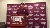 Mississippi State head coach Joe Moorhead recaps Maroon and White spring game.