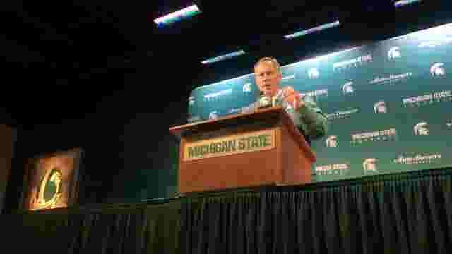 Michigan State's Mark Dantonio, Tom Izzo milestones could launch big sports year