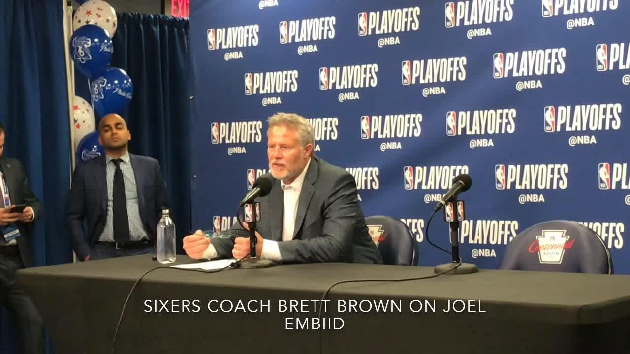 993e366e1c1b Sixers embarrass themselves in loss to Nets in Game 1 of NBA playoffs
