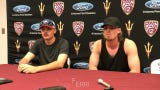 Tracy Smith, Sam Ferri on ASU baseball loss Saturday to Oregon State