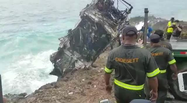 Video: Dominican Republic vacation tragedy: Couple's car pulled from water