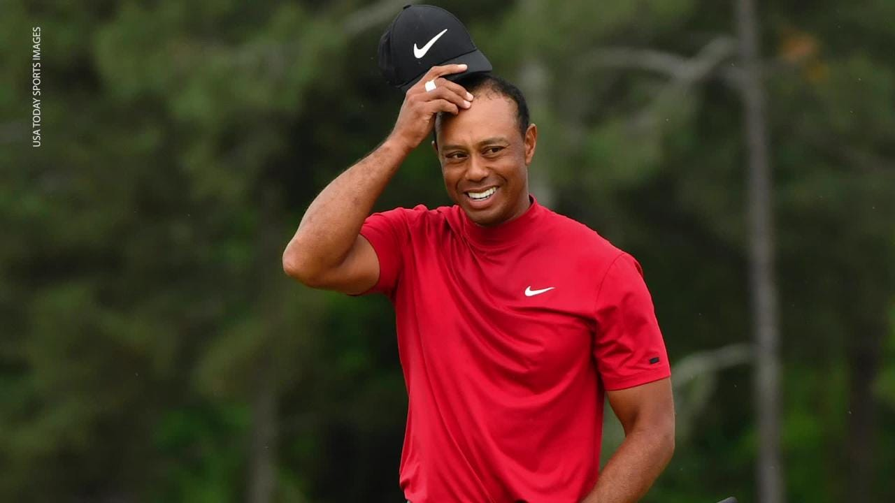 694fe794 Tiger Woods: Masters champ to visit Trump, White House on Monday