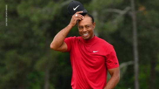 Jim Nantz: Tiger Woods' Masters win 'the best event I've ever covered'