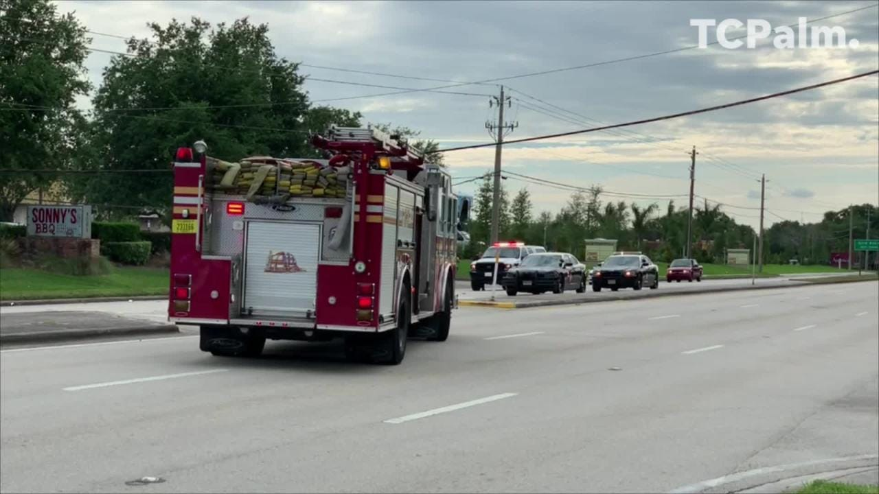 Fatal crash near Sonny's BBQ in Indian River County