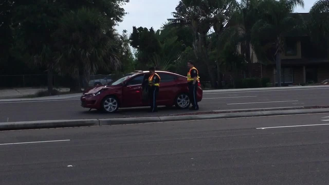 Fatal accident on U S  1 I in Rockledge