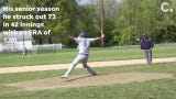 Erik Swanson is Mariemont's first major league baseball player after being called to the bigs by Seattle April 9