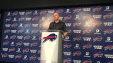 Sean McDermott spoke at voluntary workouts and told the media there is a lot of work to do.