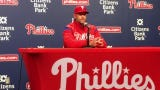 Phils fall to Mets 7-6 in 11 as Nola struggles again; Late Hoskins error costly