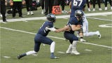 Former Lebanon QB and valedictorian is charting his own, unique path to a potential pro football career.