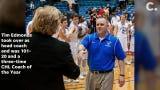 Matt Rooks returns as Wyoming head basketball coach