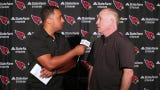 Greg Moore and Kent Somers break down the Cardinals pre-draft press conference.