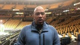 The 74 points in the opener was forgettable but coach Nate McMillan believes his team can turn it around at TD Garden on Wednesday.