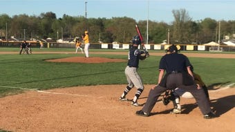 Cameron Frey and Bryce Cape combined for a no-hitter in a 10-0 Reitz victory over Central. The Panthers scored 10 in the seventh.
