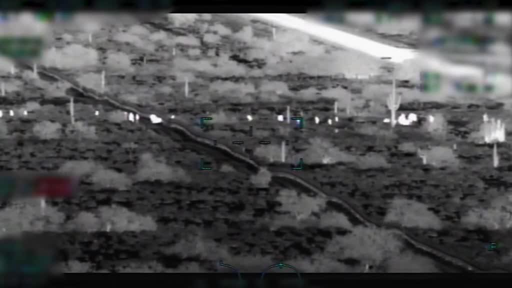 Record number of migrants apprehended in remote Arizona desert