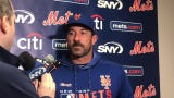 Mickey Callaway talks about the poor defense and poor pitching that led to a 10-run first inning in the Mets' 14-3 loss to the Phillies.
