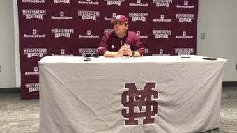 Mississippi State head coach Chris Lemonis talks win over Texas Southern.
