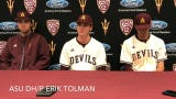ASU coach Tracy Smith, DH Erik Tolman on win over Seattle