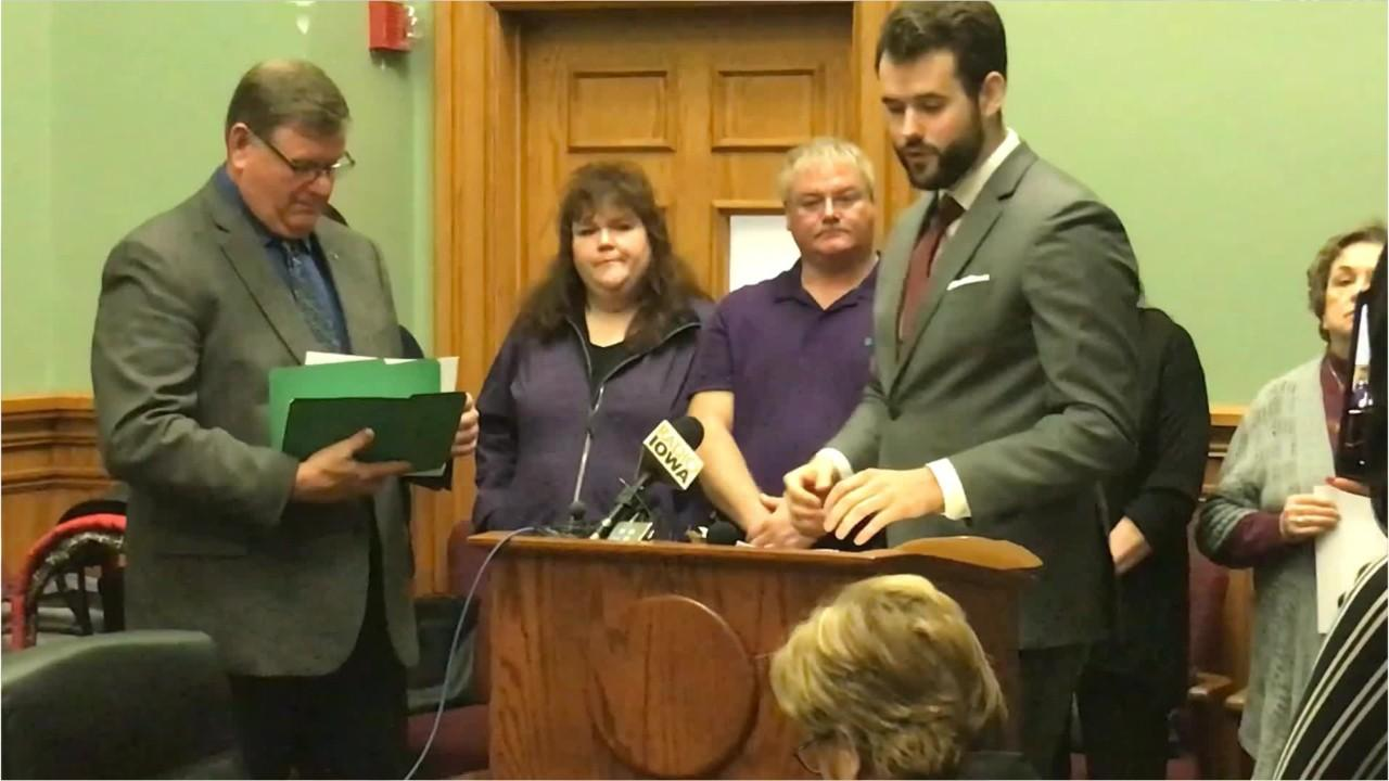 Sen  Zach Wahls discusses plans for legislation to protect mobile home  owners
