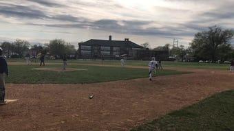 Gloucester Catholic baseball earned a 13-0 win over Pennsville on Wednesday