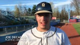 The Beacon High School baseball team talks about Lenny Torres' impact. Torres was drafted by the Cleveland Indians after a standout career at Beacon.