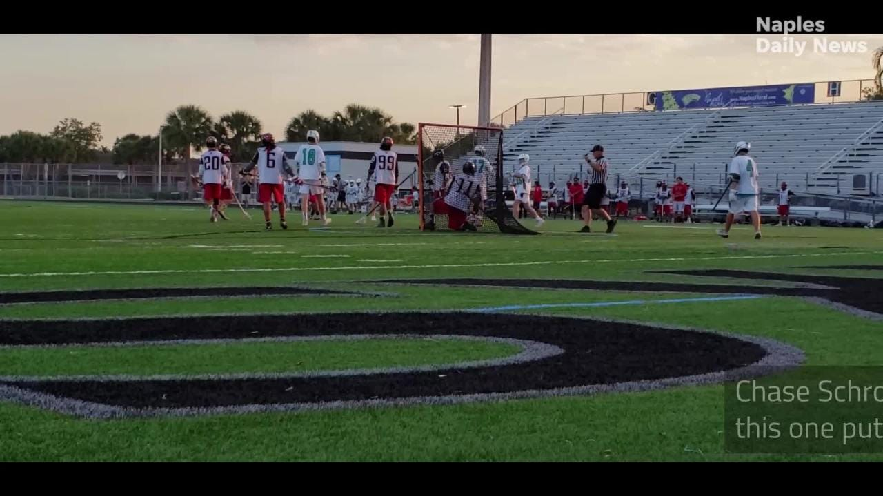 Boy lacrosse: Gulf Coast beats Immokalee for eighth straight district title