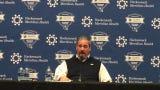 NY Giants general manager Dave Gettleman talks NFL Draft