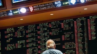According to a study by the National Research Group, legalized sports betting could lead potential gamblers watching more sports live on TV.