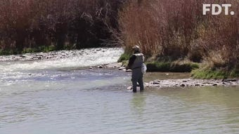 VIDEO: Fishing the San Juan River Quality Waters