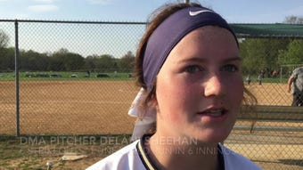 Fourth-ranked Seahawks get four hits from Samantha Freeland in moving to 9-0.